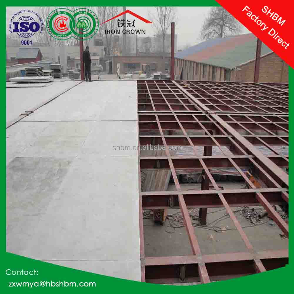 FCB panel reinforced fiber cement board/ Non-asbestos Fiber Cement Board