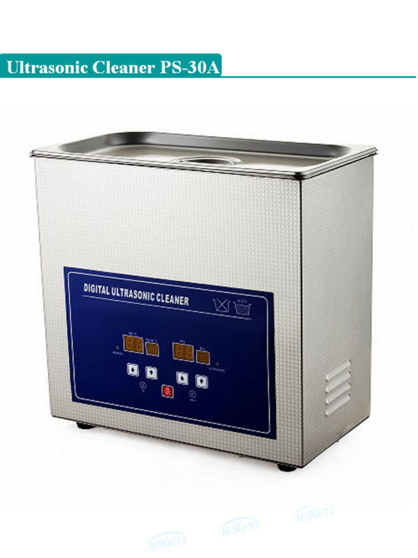 6.5L digital heated ultrasonic cleaner PS-30A ultra long wave cleaner