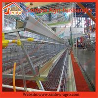 high quality wooden chicken laying breeding cage