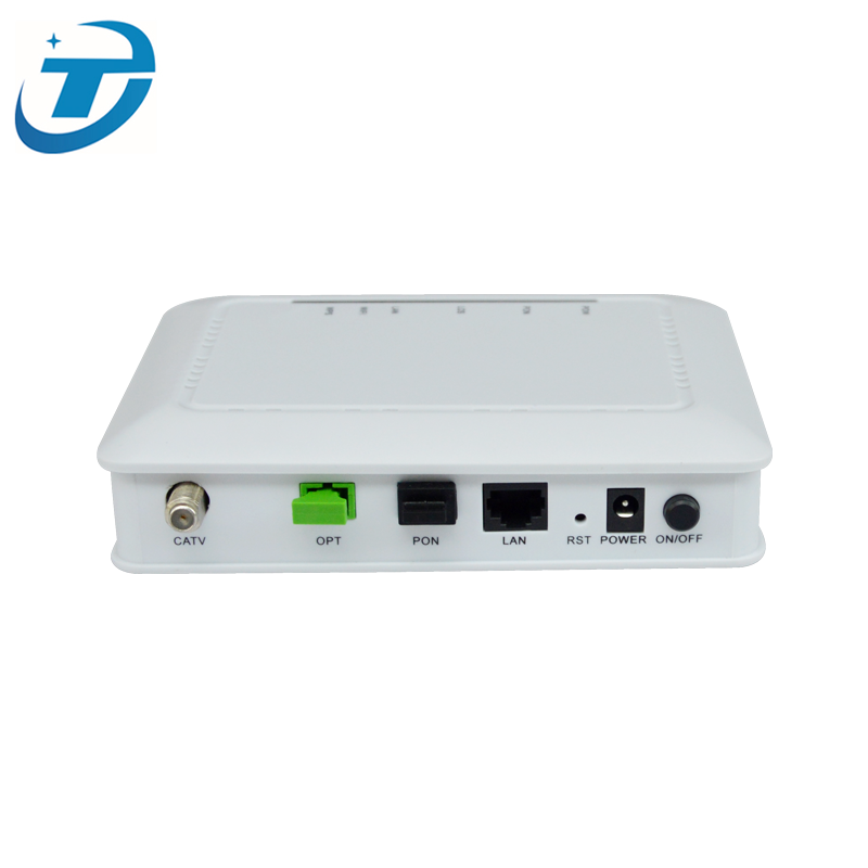 FTTH GEPON ONU Modem Fiber Optic Transport <strong>Network</strong> 4FE/4GE+CATV+WIFI EPON ONU