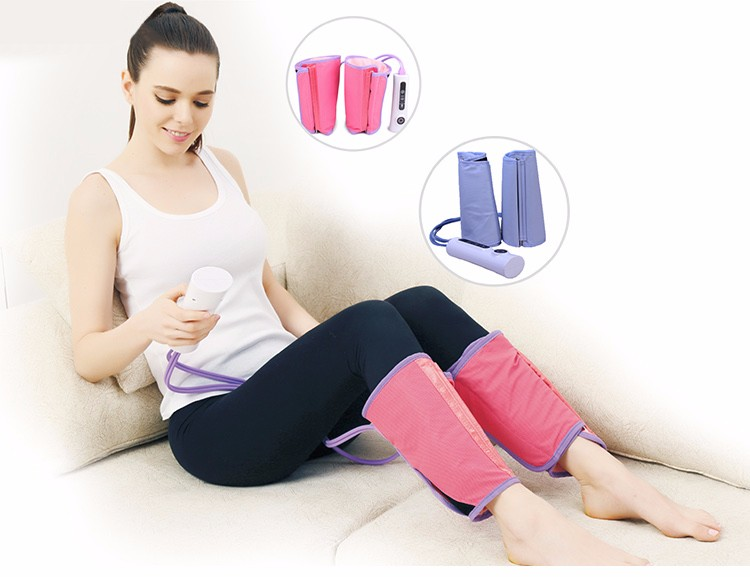2016 New Blood Circulation Air Pressure Arm And Leg Massager