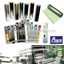 POYA SOLAR CONTROL HEAT REJECTION ANTI-SCRATCH RESISTANT UV BLOCK NANO CERAMIC SPUTTER GLUE COATING DYED WINDOW TINTING FILM
