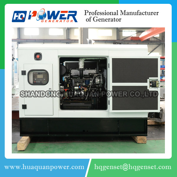 china home used 12kva silent diesel generator prices