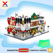 2017newest items 4 min 1 big shapes Building Blocks with Light sembo block