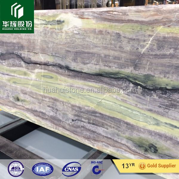 Natural Green Onyx For Elegent Project Design