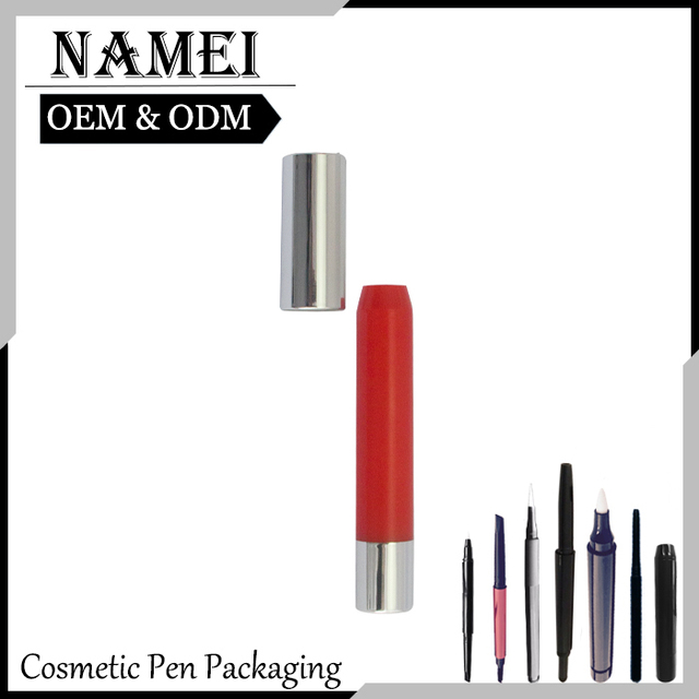 Alibaba Factory Excellent Quality sharpener empty lip liner container