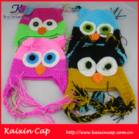 free knitting patterns animal hats with cute pom ears and nose