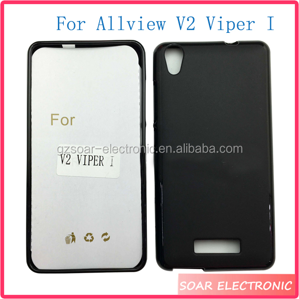 [Soar]Cheap Price Matte Pudding Soft TPU Protective Phone Case For Allview V2 Viper I