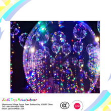2017 hot Wholesale LED balloon beautiful wedding birthday party lights balloon