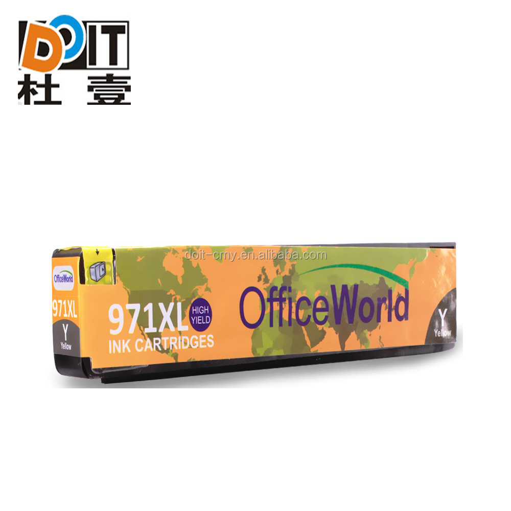 office school supplies compatible original ink cartridge for hp 970 971 printer