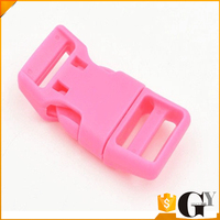 New design silicone buckle for backpack