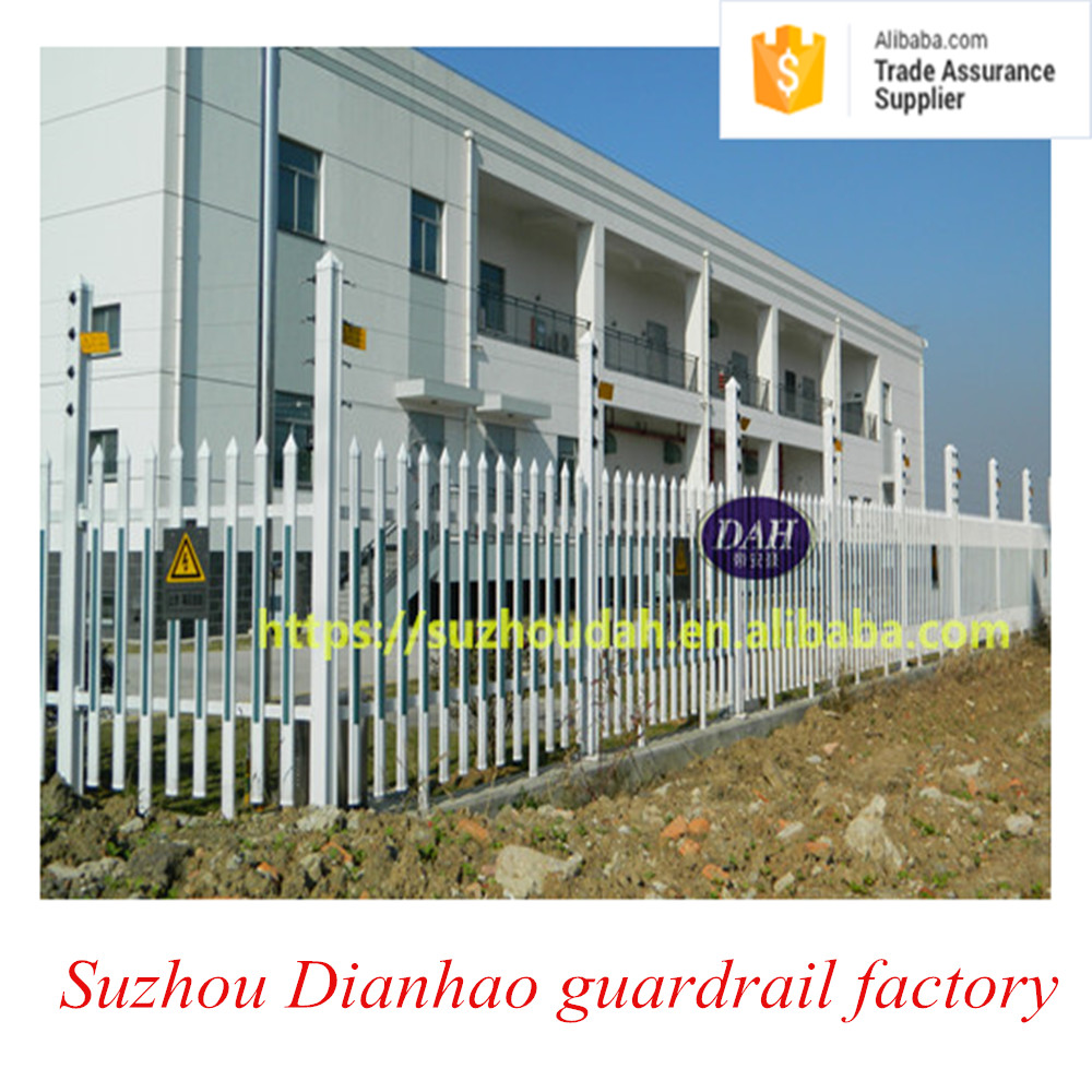 High Quality plastic small garden fence, Garden Fence Panels