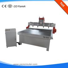 Multifunctional ce wood products processing cnc carving wood cnc router machines for wholesales
