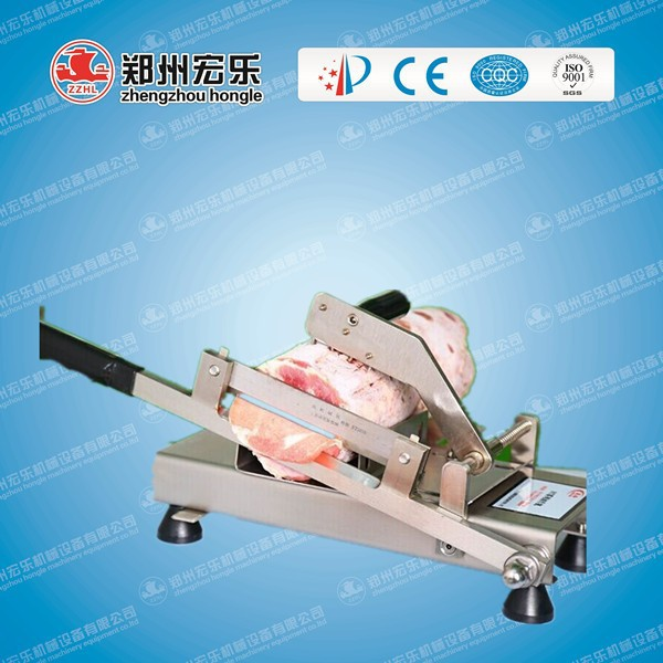 Mutton rolling cutting machine beef rolling cutting machine