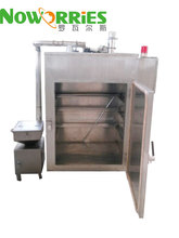 electric//roasting /steaming /refrigerating /heat conduction oil smoke house