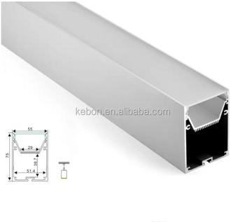 Good sell high quality 6063-T5 Aluminum profiles 5575 led strip profiles