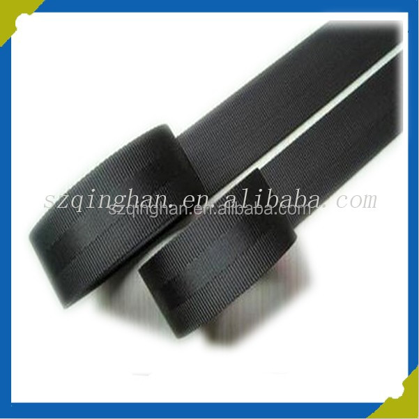 heavy duty mutiple color woven industrial elastic webbing bands