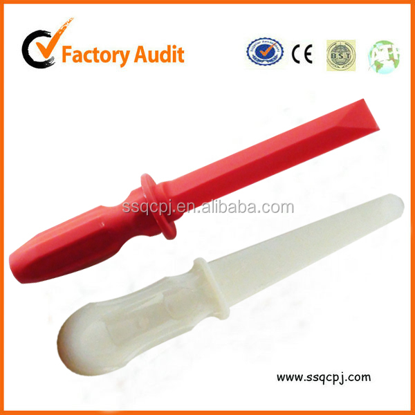 Adhesive wheel weight remover tool