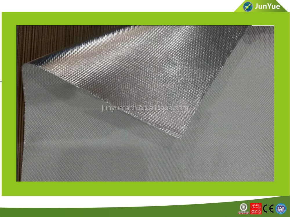 Aluminum foil backed fiber glass cloth aluminum foil for Roxul foil faced mineral wool