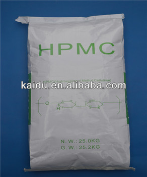 HPMC (Hydroxy-propyl Methy Cellulose)