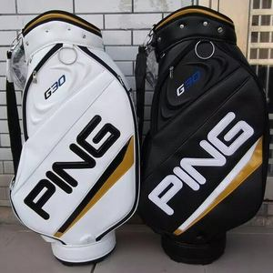 wholesale pu fashiongolf clubs bag oem golf travel cart bag outdoor waterproof custom golf stand bag