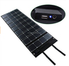 120W 18V Folding Solar Panel Charger with Dual Output Solar Battery Charger for Travel Hiking Camping and Outdoor Activities