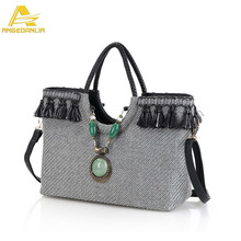 Newest Fashionable Shoulder Bag Bohemian Jewelry Women's Handbag China Factory Wholesale