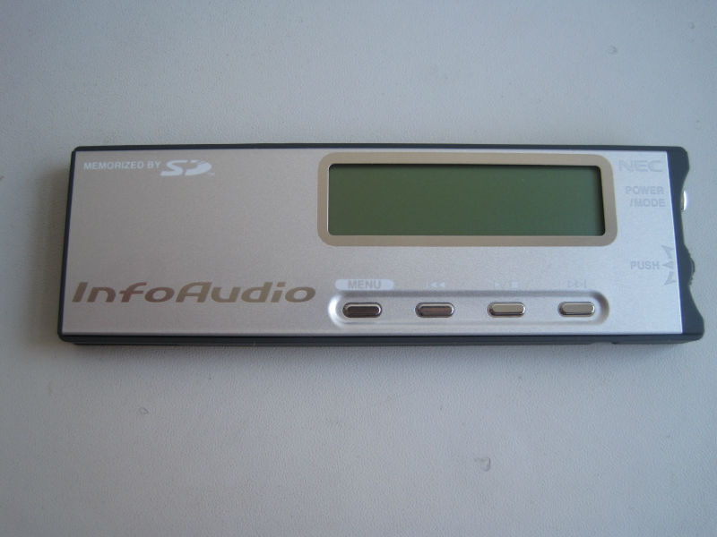 Original Brand MP3 Player High Quality