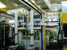 High speed toilet paper manufacturing machine