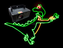 led laser light RGB full color 3D animation rgb lasers ligh/professional stage sd card animation laser