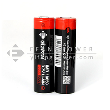 Wholesale rechargeable hotsale Efan IMR 3.7V 18650 2200mah 80A high amps IMR battery for battery pack