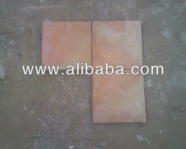#Terracotta roof tile 100%hand made clay roofing tiles/paves