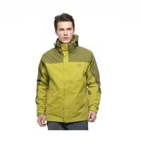 Men's Outdoor Camping &Hiking Jackets Outdoor Sport Winter Warm Outwear Waterproof Windbreaker Skiing Jackets 19023