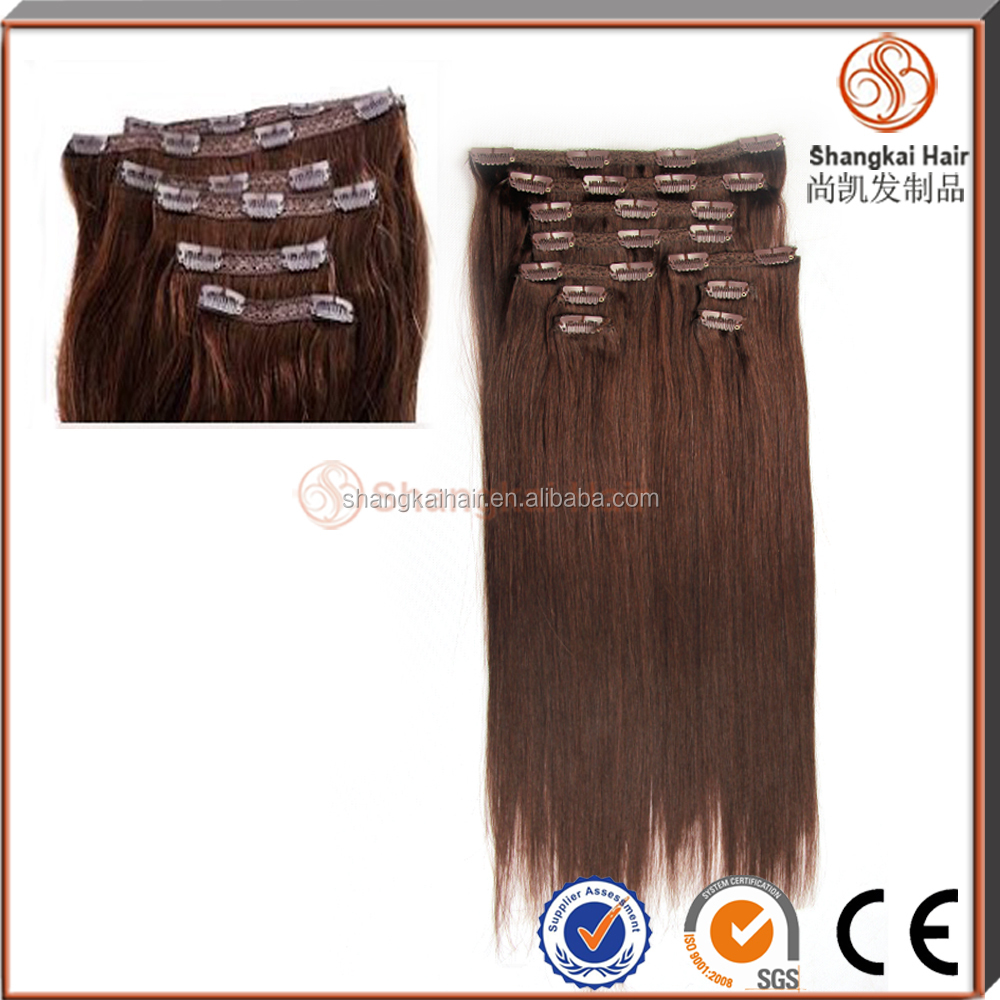 Double Drawn Remy Clip In Hair Extensions Buy Double Drawn Clip In