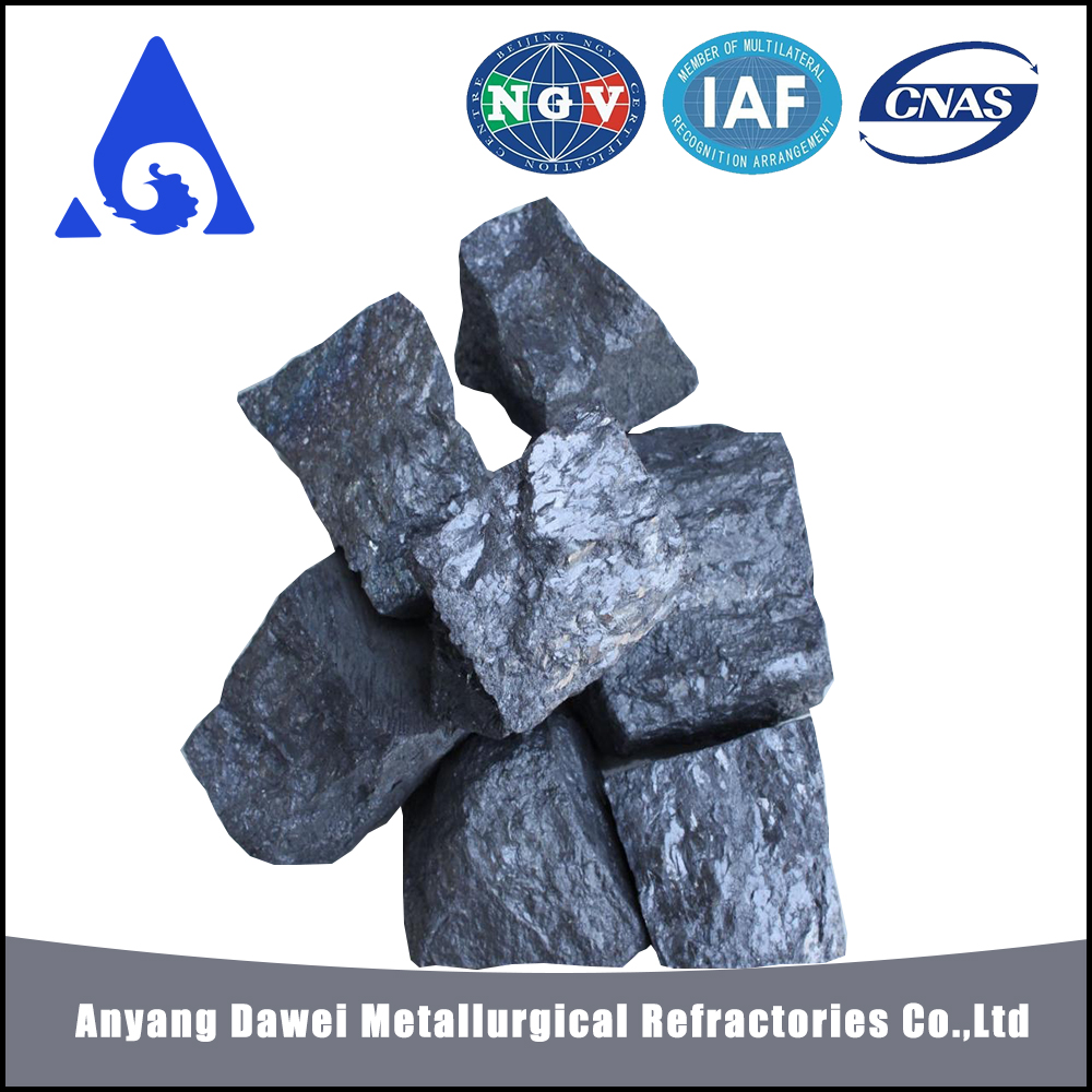 leading exporter of silicon calcium alloy