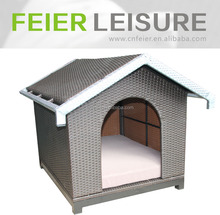 Luxury cheap rattan pet cages