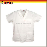 Heated Selling White Hospital Uniform