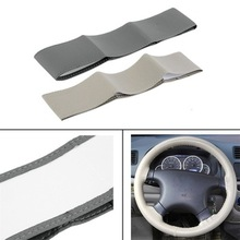 high quality accessoire automobile fur steering wheel cover with CE certificate