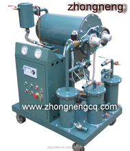 For Sale Dielectric Oil Purifier Device, Transformer Oil Regeneration System