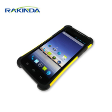 Android Handheld Mobile PDA 3G Bluetooth Wifi 1D 2D Barcode Scanner with Display