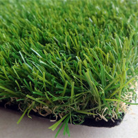 Natural Looking Anti Uv Fake Grass