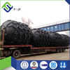 Pneumatic rubber fender dock balloon for ship buffer