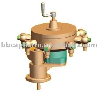 multi-head oil pump