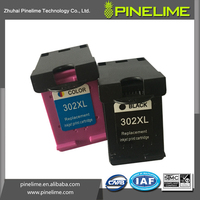 Remanufactured printer ink cartridge for hp 302XL for ENVY 4520