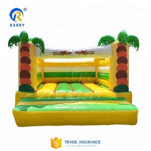 Happy Birthday Jumping Castle for children,13 by 13 Inflatable Castle Commercial Toys Rental