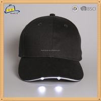 led light cap,baseball caps with led lights,baseball cap with built-in led light