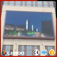 Welcome Wholesales Hot sale dip billboard led outdoor display