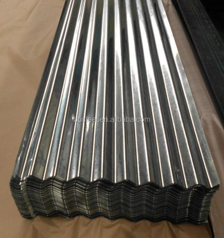 alibaba express china Galvanized steel tech roofing shingles