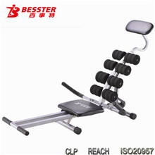 JS-006E 2014 Hot-selling new ab trainer SPIN BLACK POWER magic massager ab building equipment ab exercise equipment seen tv