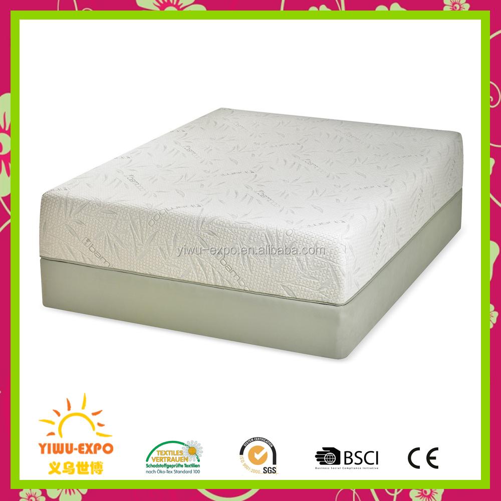 wholesale Bedroom furniture single/double memory foam mattress